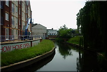 SJ9222 : The River Sow, Stafford by Stephen Pearce