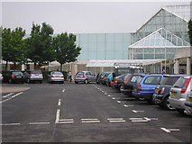 NT1772 : Car Park at the Gyle by Sandy Gemmill