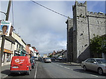 N9690 : Town centre, Ardee, Co. Louth by Jonathan Billinger