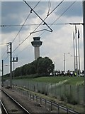 TL5523 : Control Tower, Stansted Airport by wfmillar