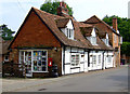 SU8283 : Hurley Post Office by Miranda Hodgson