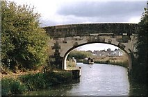 ST8559 : Ladydown Bridge - No,169 - Kennet & Avon Canal 2003 by Maurice Pullin