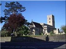 SP9153 : St Michael's Church, Lavendon by Nigel Stickells