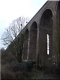 TL8928 : Chappel Viaduct by Oxyman