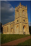 SO8845 : Croome D'Abitot Church by Philip Halling