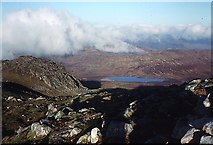 NN3686 : Northern summit area, Beinn Teallach by Richard Webb