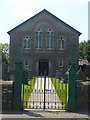 SN1221 : Pisgah Congregational Chapel by Roger W Haworth