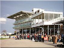 SE4248 : Wetherby Racecourse by David Hebb