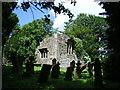 NY1133 : Ruin church by Alexander P Kapp