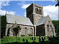 NY1133 : St Bridget's Church, Bridekirk by Alexander P Kapp
