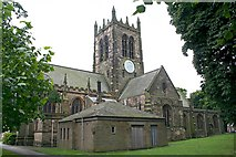 SE3694 : All Saints Church, Northallerton by Bob Embleton
