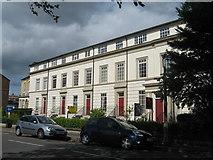 SJ3989 : Hope Terrace, Prince Alfred Road, Wavertree by Sue Adair