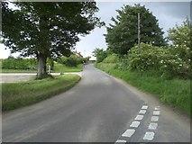 TF9740 : View towards Westgate near Binham by Nigel Jones