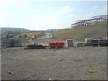 SS8591 : Construction Of The New Comprehensive School by Jamie Murphy
