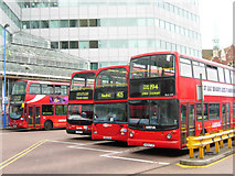 TQ3266 : West Croydon Bus Station by Stephen McKay