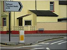 TQ3266 : Hogarth Crescent, Croydon by Stephen McKay