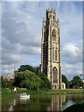 TF3244 : St Botolph, Boston by Dave Hitchborne