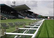 TA0139 : Beverley Racecourse by Paul Glazzard