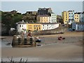 SN1300 : Pier at Tenby Harbour by Trevor Rickard
