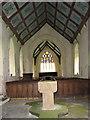 TG3505 : St Nicholas church, Buckenham by Evelyn Simak