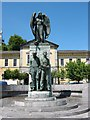 W7966 : Lusitania Memorial by Paul O'Farrell