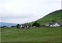 NS2472 : Shielhill Farm by Thomas Nugent