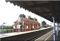 TM0932 : Manningtree Station by David Kemp