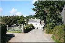 SS5726 : Tawstock: Chapelton by Martin Bodman