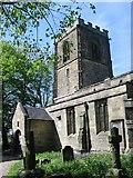 SK2441 : Brailsford Church by Clive Woolliscroft