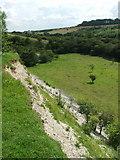 SE9143 : Kiplingcotes Chalk Pit by Nick Barker