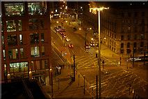 SJ8498 : Portland Street, Manchester by Stephen McKay