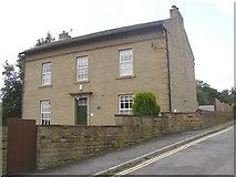 SE1321 : The former Vicarage, Ogden Lane, Rastrick by Humphrey Bolton