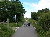 SE4248 : Crossing cycle routes by DS Pugh