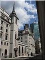 TQ3281 : City parish churches: St. Margaret Lothbury by Chris Downer