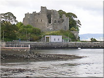 J1811 : King John's Castle Carlingford by jai