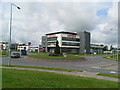 N8866 : Roundabout at Johnstown Shopping Centre by JP