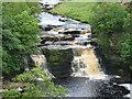 NY6469 : Crammel Linn on the River Irthing by Les Hull