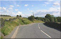 SE1226 : Coley Road, Coley by Humphrey Bolton