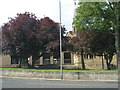NZ4319 : Methodist Church at Newtown by Carol Rose