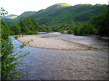 NN1273 : River Nevis by Iain Thompson