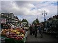 NZ4418 : Stockton Marketplace by Carol Rose