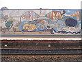 NT1380 : Forth Bridge mosaic by M J Richardson