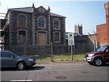 J0153 : Former Thomas Street  Methodist  Church Portadown by P Flannagan