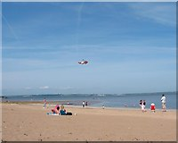 S6904 : South end of Woodstown beach by Paul O'Farrell
