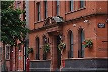 J3373 : 21 Linenhall Street, Belfast by Albert Bridge