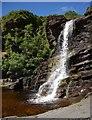 NG6216 : Allt na Peighinn waterfall by John Allan