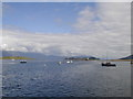 NM9045 : View from Port Appin by chris415700