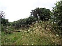 SU0017 : Bridleway Junction by Maigheach-gheal