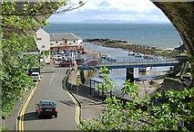 NO4102 : Harbour Wynd, Largo by Jim Bain