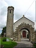 S7885 : Castledermot monastic remains by liam murphy